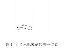 中空板周转箱端手位置